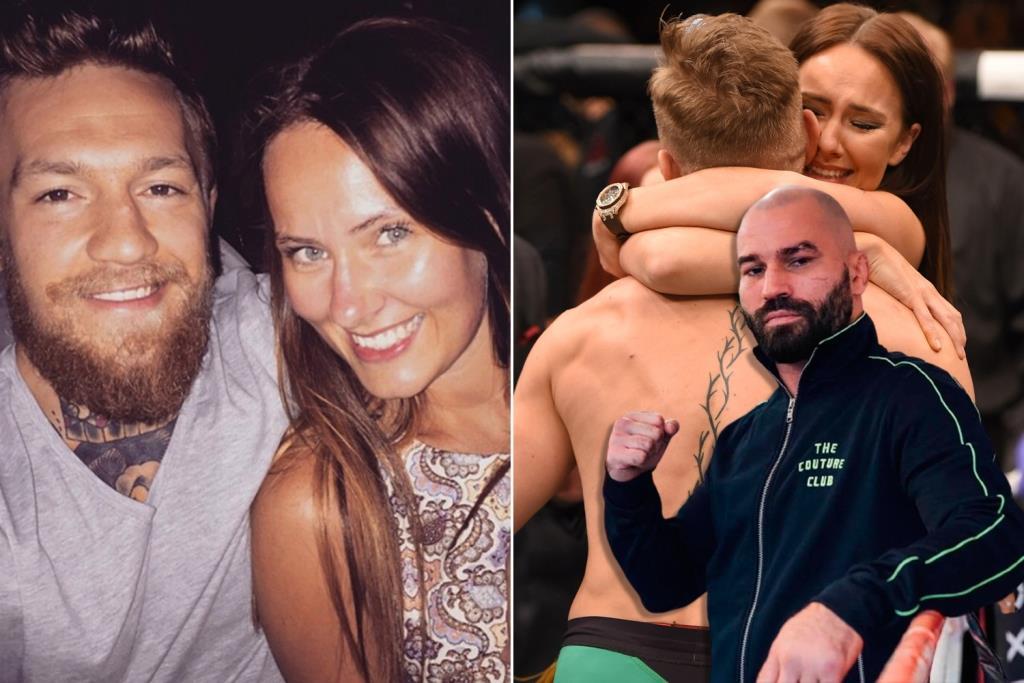 Artem Lobov about McGregor's girlfriend