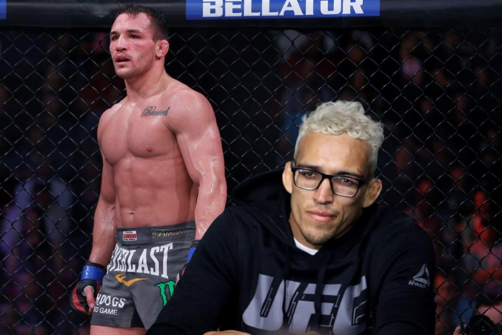 Charles Oliveira made a bold prediction for the fight with Michael Chandler.