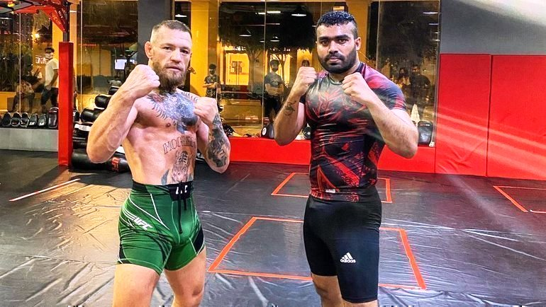 Conor McGregor officially begin training camp for Dustin Poirier trilogy fight at UFC 264
