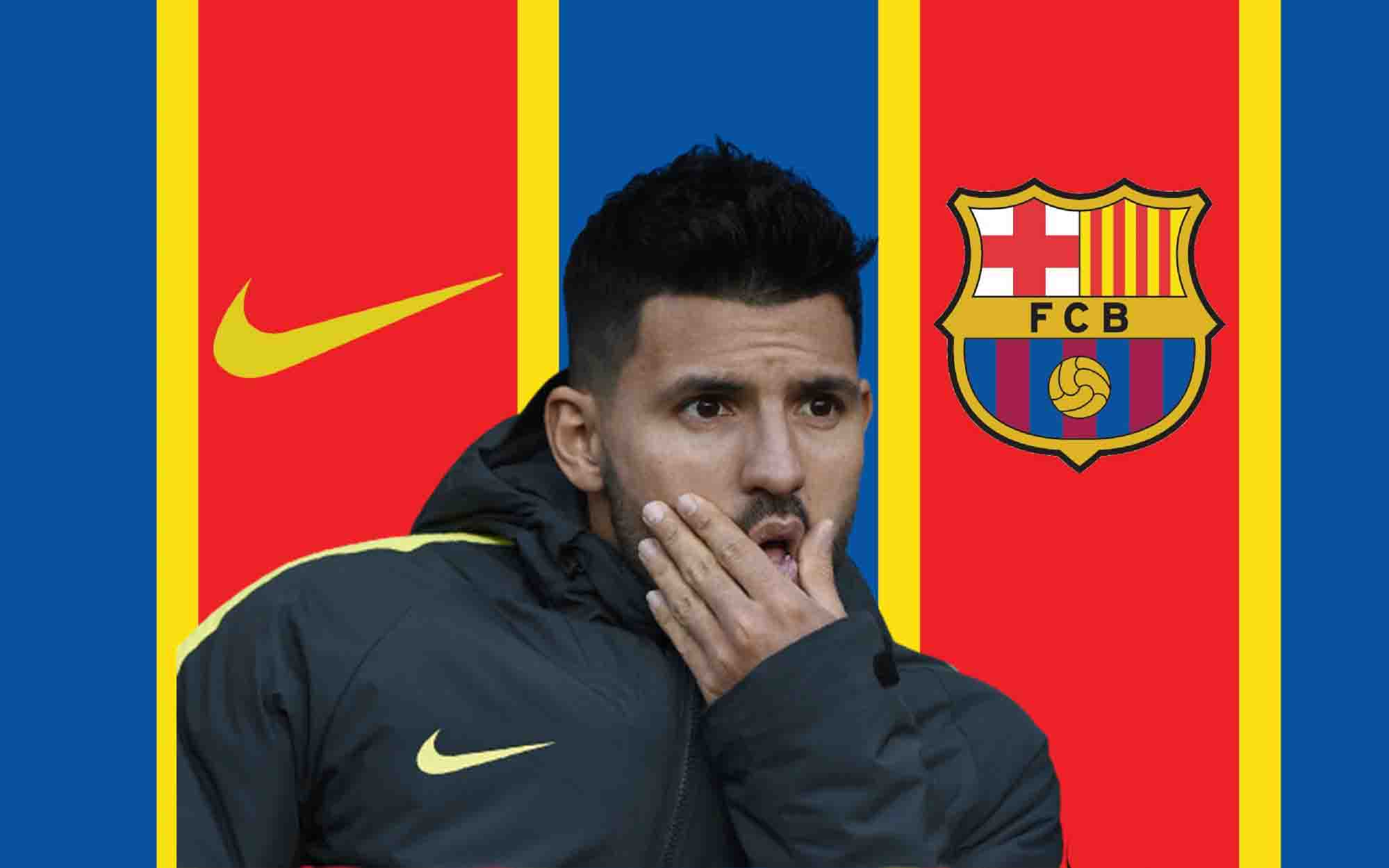 EL MUNDO DEPORTIVO AGUERO WILL HAVE A MEDICAL EXAMINATION AND SIGN A CONTRACT WITH BARCELONA AFTER THE UCL FINAL