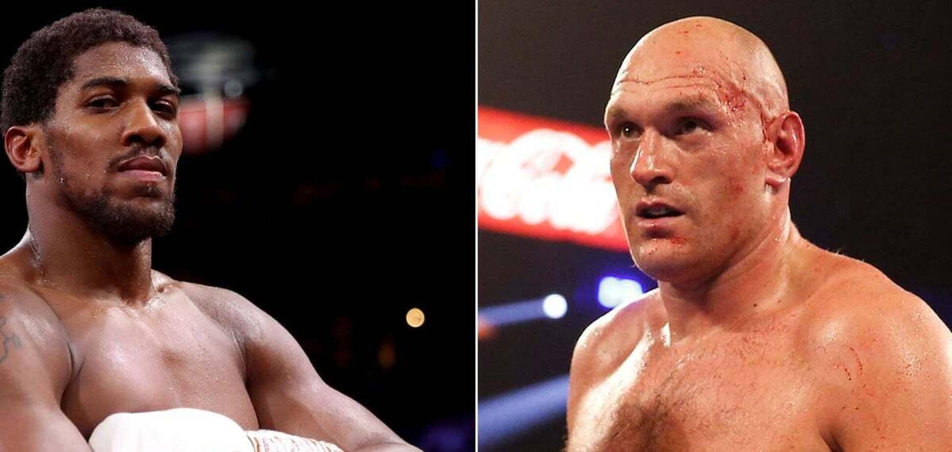 Fury vs. Joshua fight date revealed