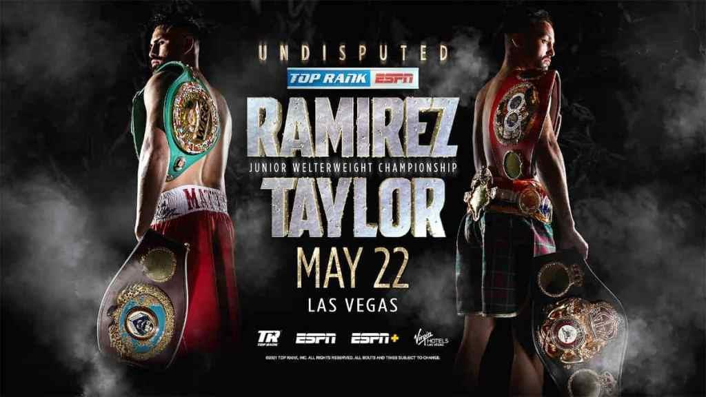 Josh Taylor: Jose Ramirez Looked Nervous At Face Off