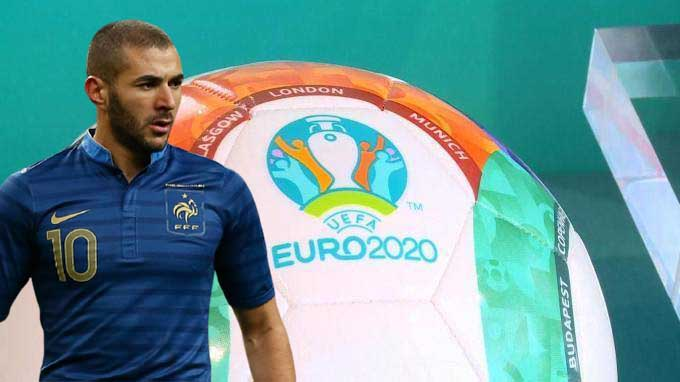 Karim Benzema earns shock France call-up for Euro 2020
