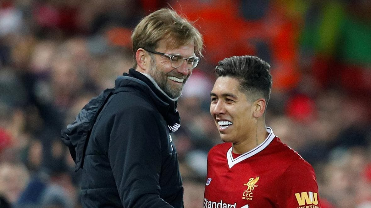 Klopp on Firmino's poor performance He is a good example of how difficult this season has been