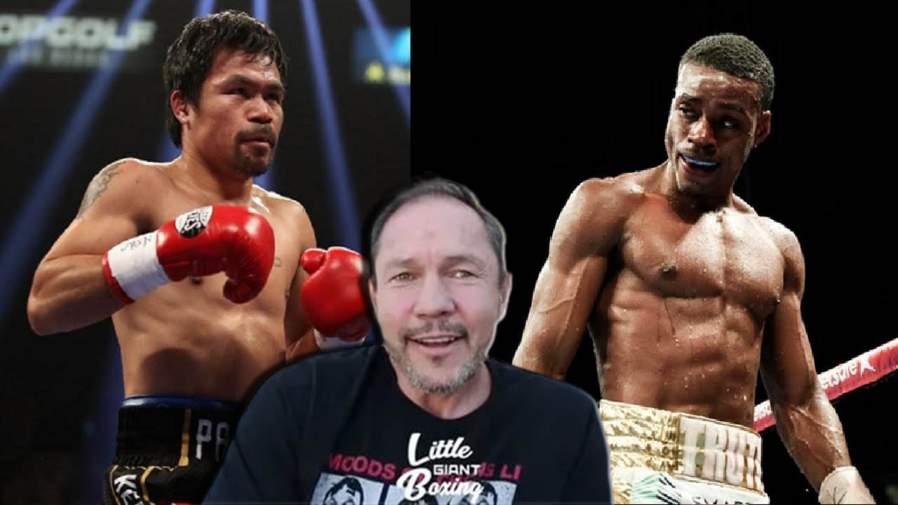 Pacquiao's Coach sure that Manny Stops Errol Spence On Aug.21
