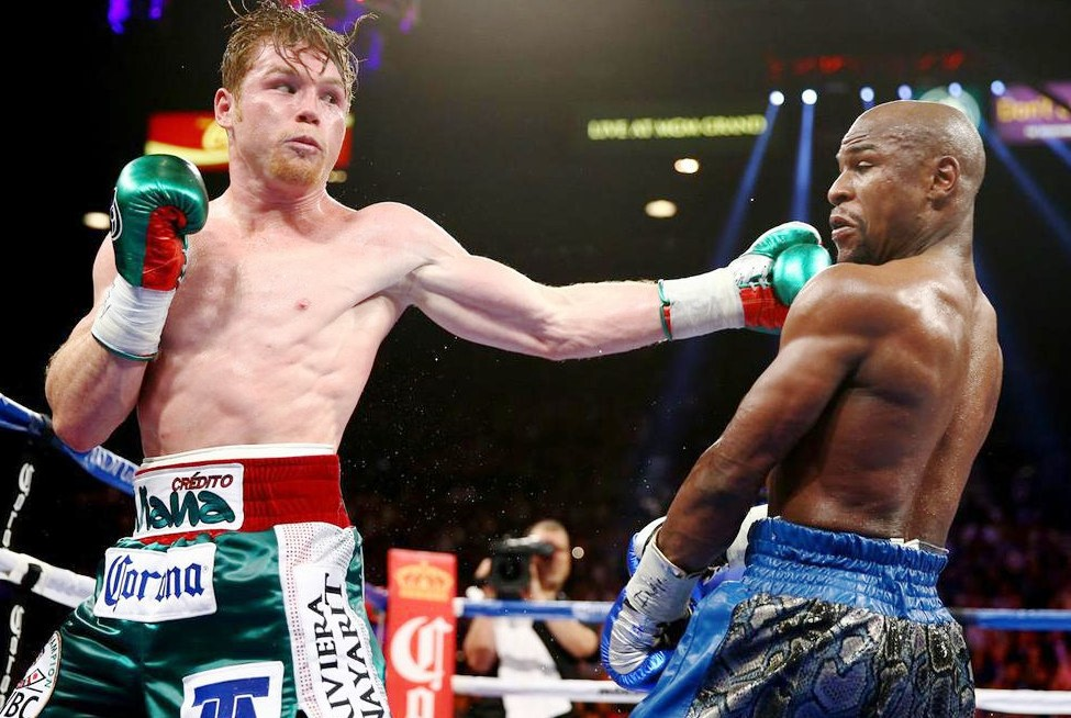 Media Mayweather may resume his career to fight Saunders if he defeats Alvarez