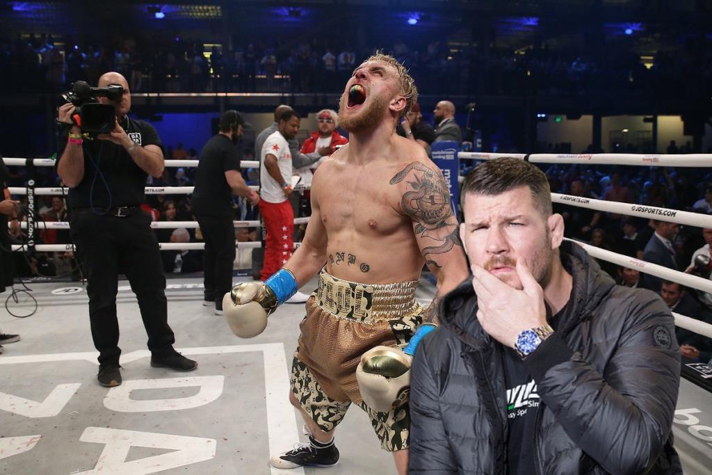 Michael Bisping admitted that he was offered to fight against Jake Paul