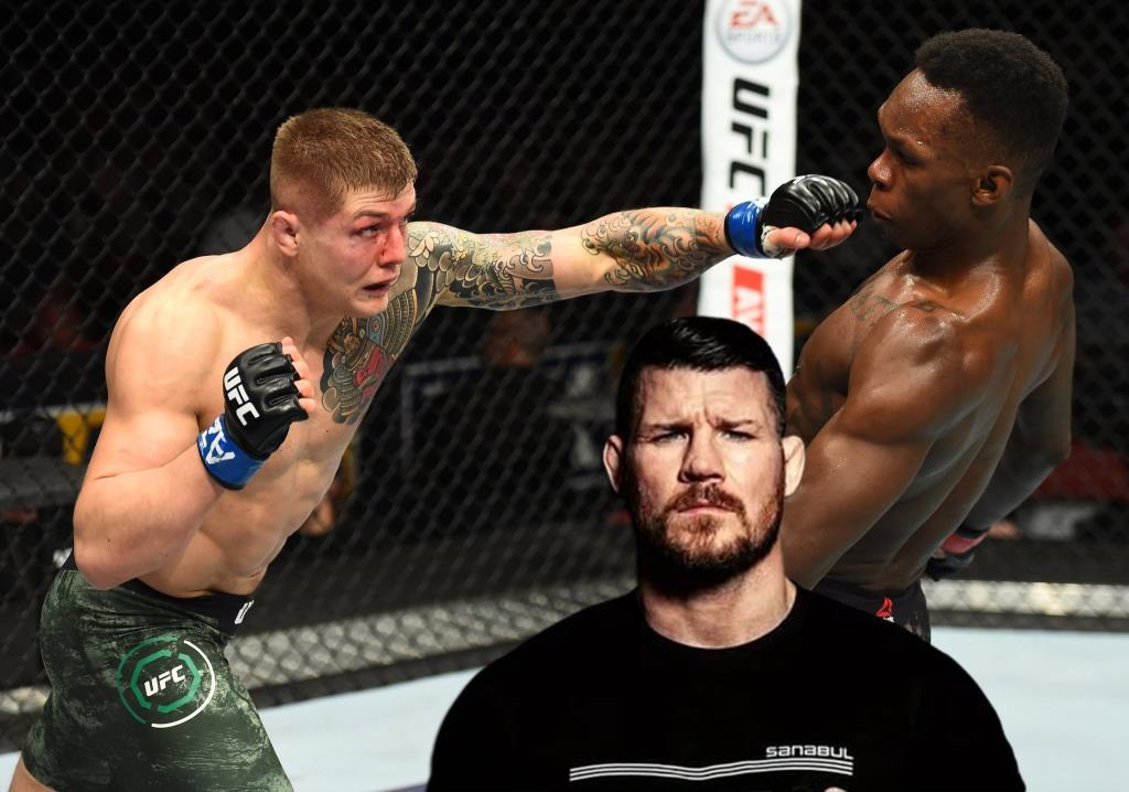 Michael Bisping explains what Marvin Vettori needs to do to defeat Israel Adesanya