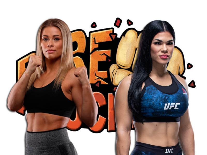 Paige VanZant and Rachael Ostovich will fight with bare fists at BKFC 19