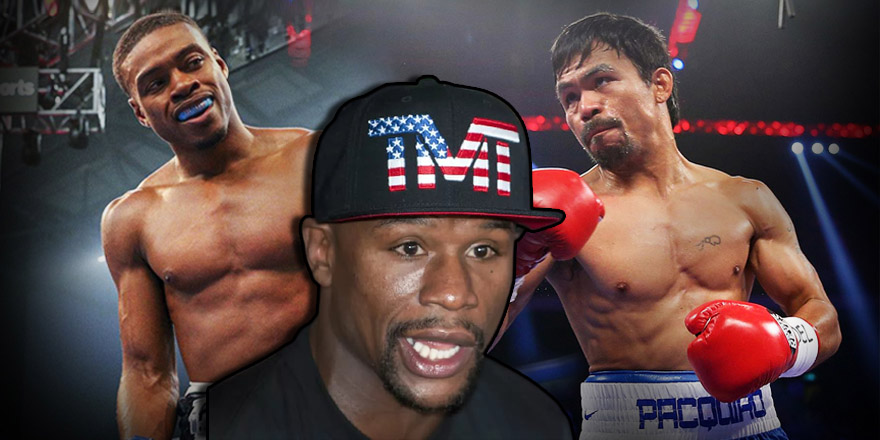 Floyd Mayweather gives his opinion on superfight: Manny Pacquiao vs Errol Spence Jr