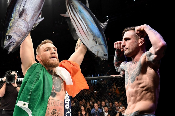 The American made an impressive comeback. And after the fight, he pissed off McGregor. Video Conor was outraged that Gillespie put himself above the Irish in the art of … fishing