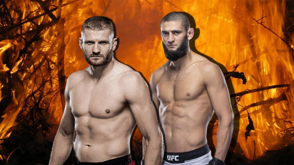 UFC champion Jan Blachowicz replied to Khamzat Chimaev