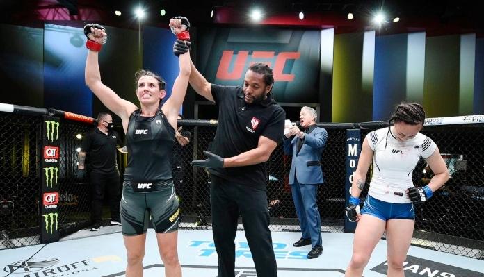 UFC Vegas 26 Takes Top On Saturday Rankings As Marina Rodriguez Shines