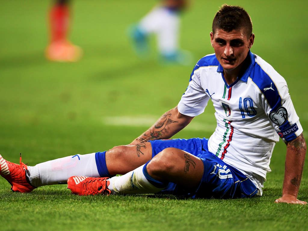 Verratti injured knee ligaments and may miss Euro 2020