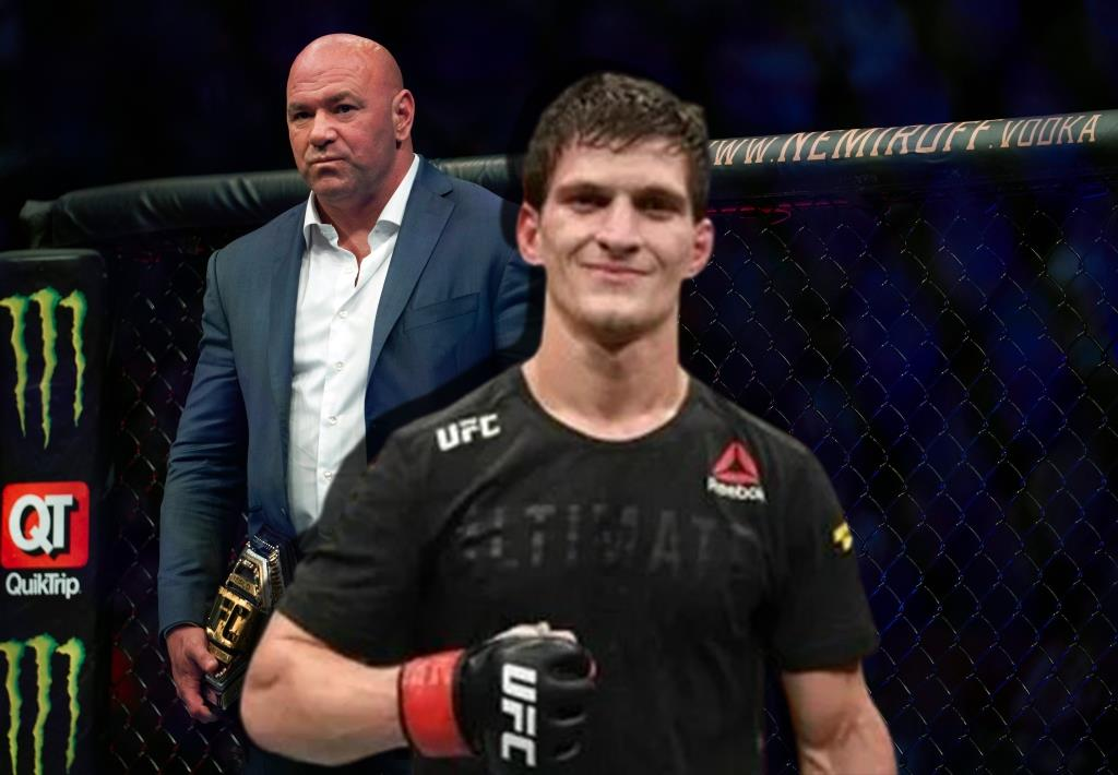 Movsar Evloev: If my next opponent is not from the top 10, then I will fight with Dana White