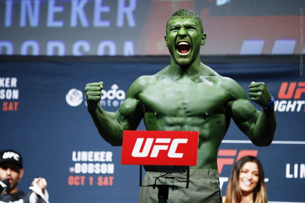 Ion Cutelaba vs. Devin Clark booked tickets for upcoming UFC event on Sept. 18