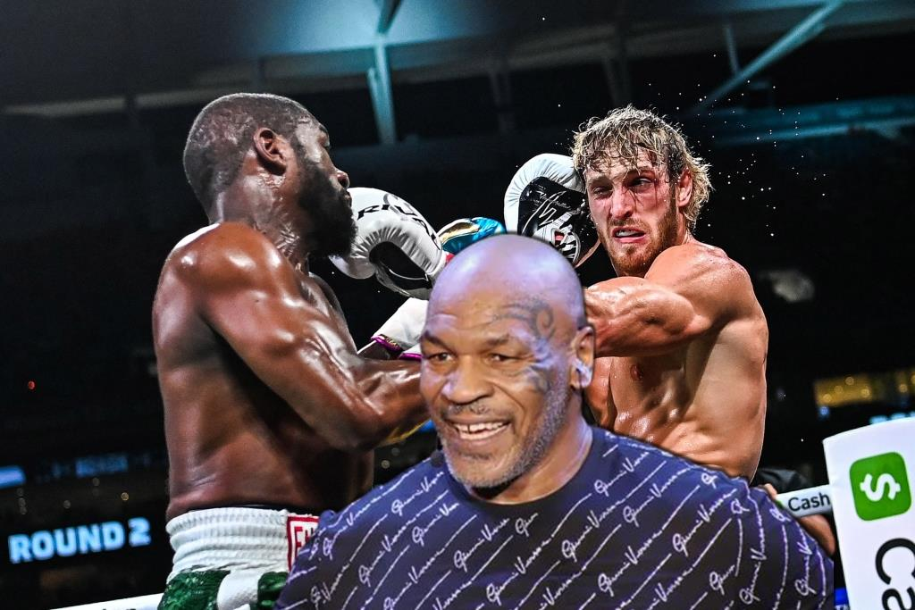 What Mike Tyson thinks about the Floyd Mayweather vs. Logan Paul fight