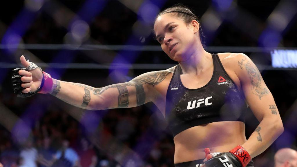 Amanda Nunes revealed when she is going to end her career.