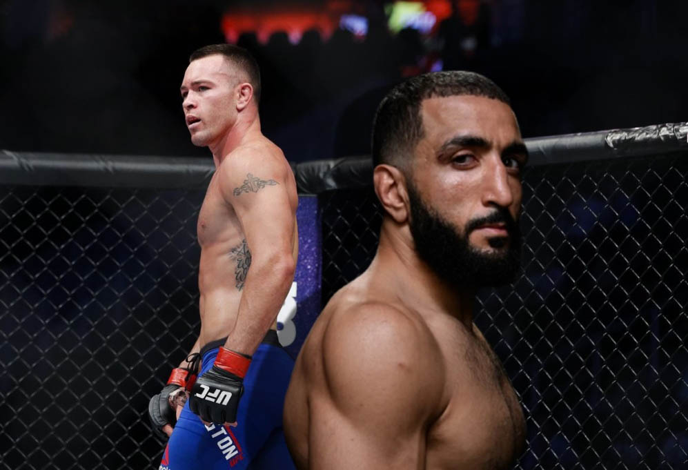 Belal Muhammad expressed his desire to fight Colby Covington and explained why