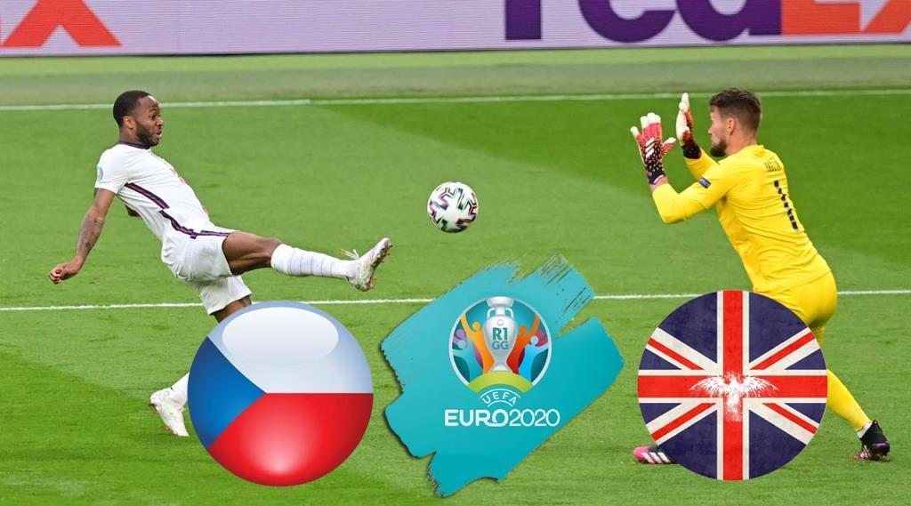 Czech Republic vs England Highlights & Full Match 22 June 2021