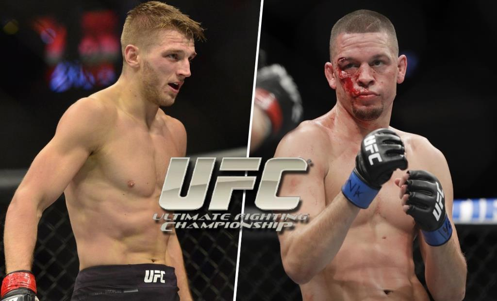 Dan Hooker challenges Nate Diaz to fight at UFC 266