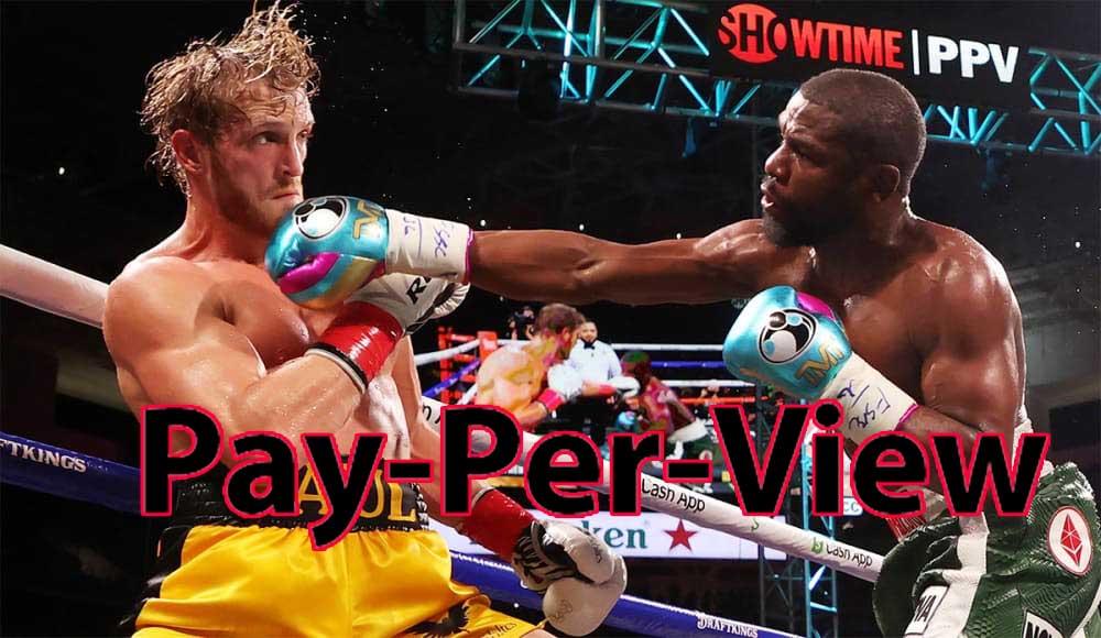 Floyd Mayweather vs. Logan Paul PPV Results