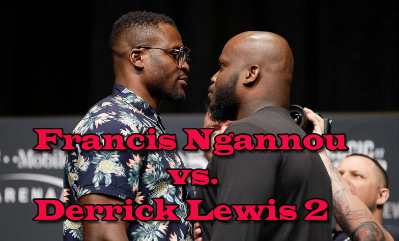 Francis Ngannou vs. Derrick Lewis 2 delayed until at September as found out today