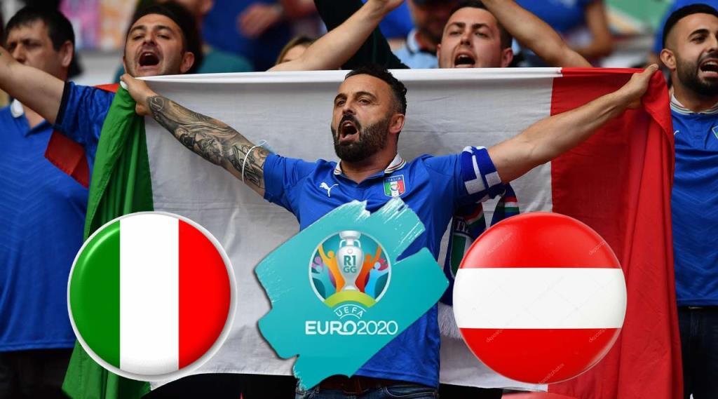 Italy vs Austria Highlights & Full Match + Report 26 June 2021