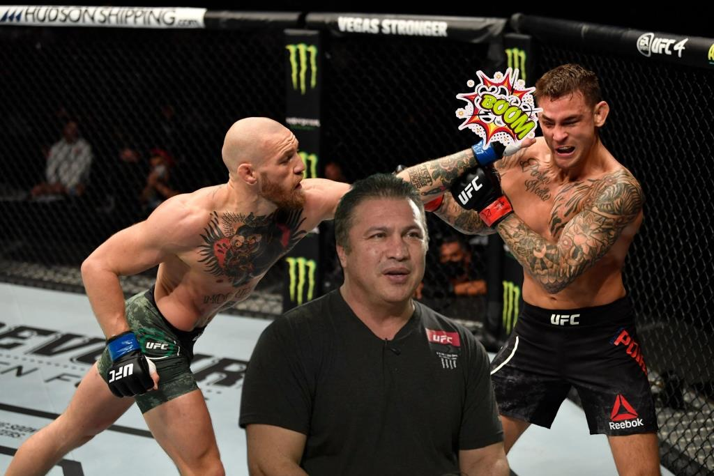 Javier Mendes gave a prediction for the third fight of McGregor and Poirier