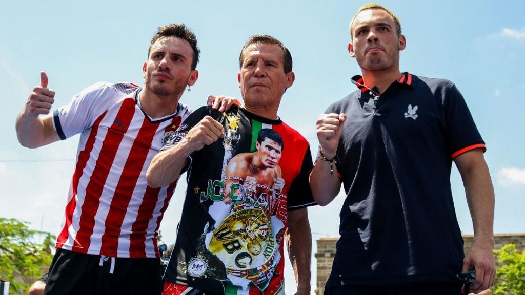 Julio Cesar Chavez accuses his sons of disrespecting boxing by failing to prepare properly