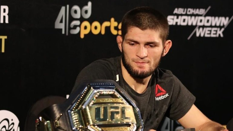 Khabib Nurmagomedov recalled an old interview where he explains why he will end his career
