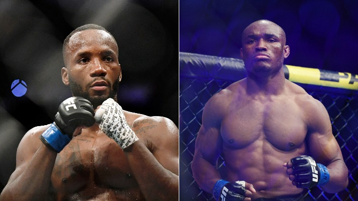 Leon Edwards is confident that he will stop Kamaru Usman