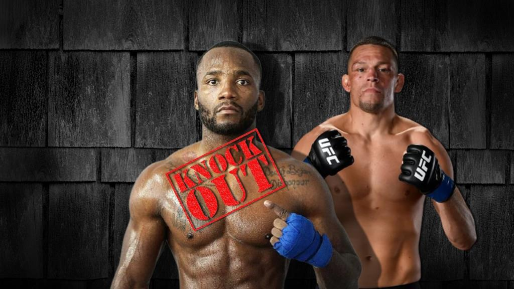 Leon Edwards promises to knock out Nate Diaz at UFC 263