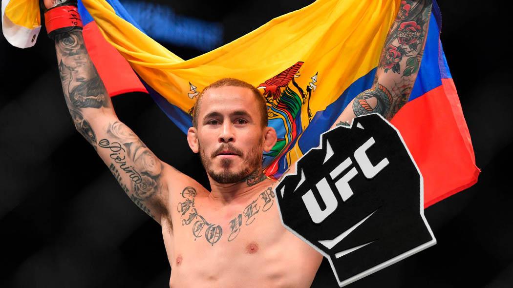Marlon Vera seeks redemption in Davey Grant rematch UFC on ESPN 25 media day