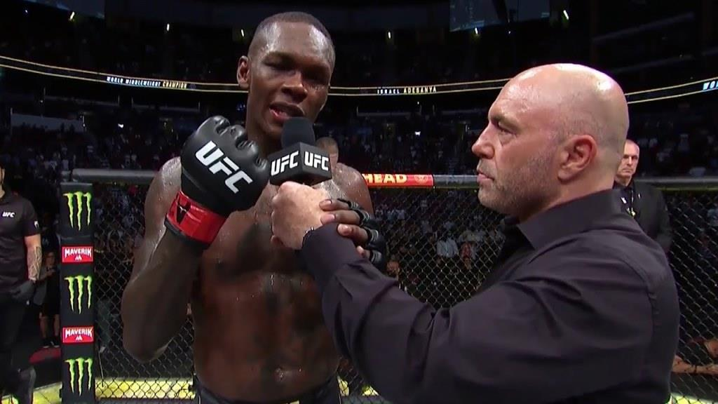 """Israel Adesanya recommends Marvin Vettori after UFC 263: """"Look yourself in mirror"""".+Highlights"""
