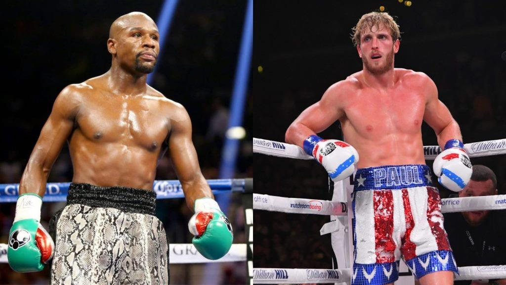 Mayweather vs Paul fight card for June 6