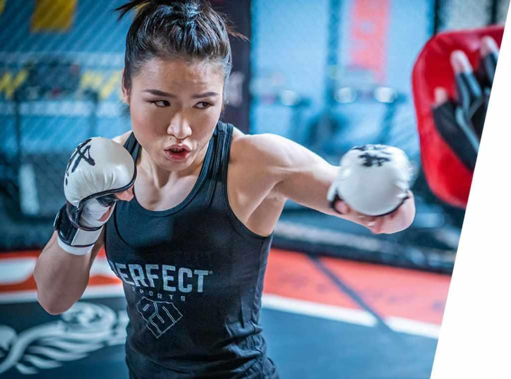 """Weili Zhang tells that she's begun training for next fight, """"Champion Rose is very strong"""""""