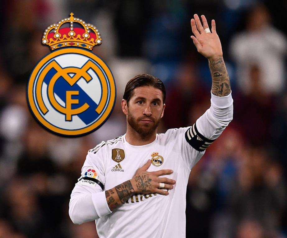 Sergio Ramos Real Madrid confirm captain is leaving the club