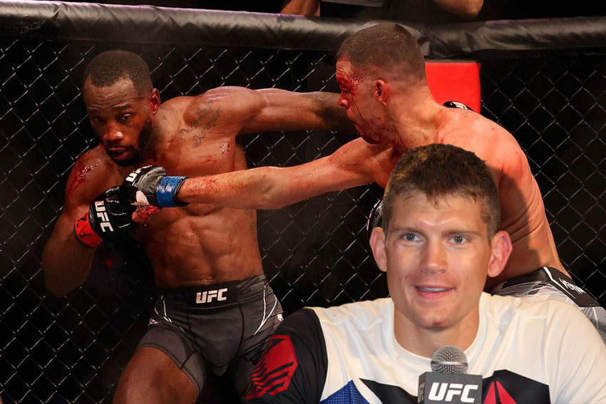 Stephen Thompson shares his impressions of the fight between Leon Edwards and Nate Diaz