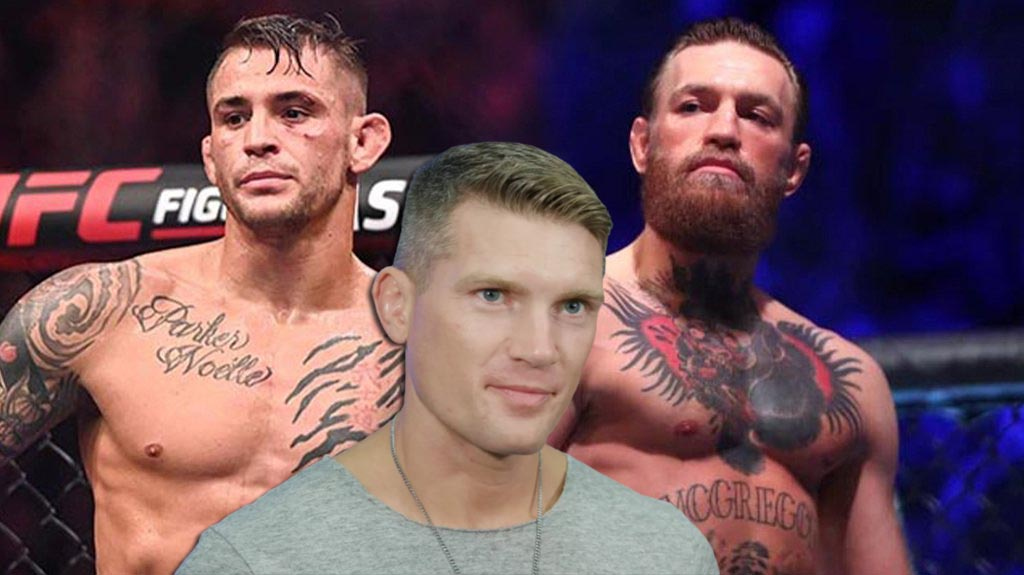 Stephen Thomson gave specific advice to Conor McGregor on how to beat Dustin Poirier