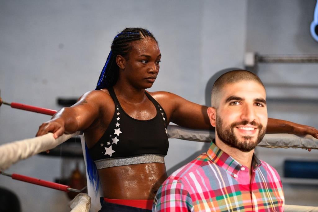 The date of the next fight of Claressa Shields in MMA is known