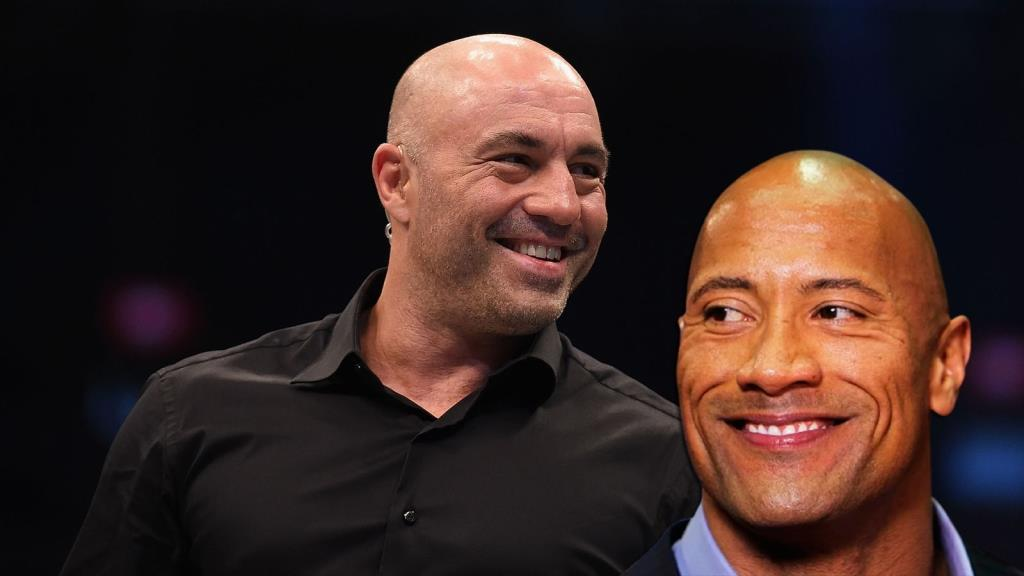 The Rock Responds to Joe Rogan's comments about Pro Wrestling