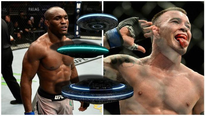 """Colby Covington: """"Kamaru Usman hoping for 'Alien Invasion' to duck rematch"""""""