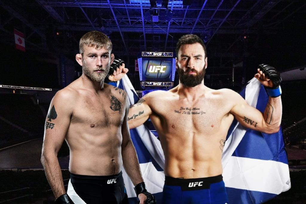 Alexander Gustafsson returns at UFC London against Paul Craig