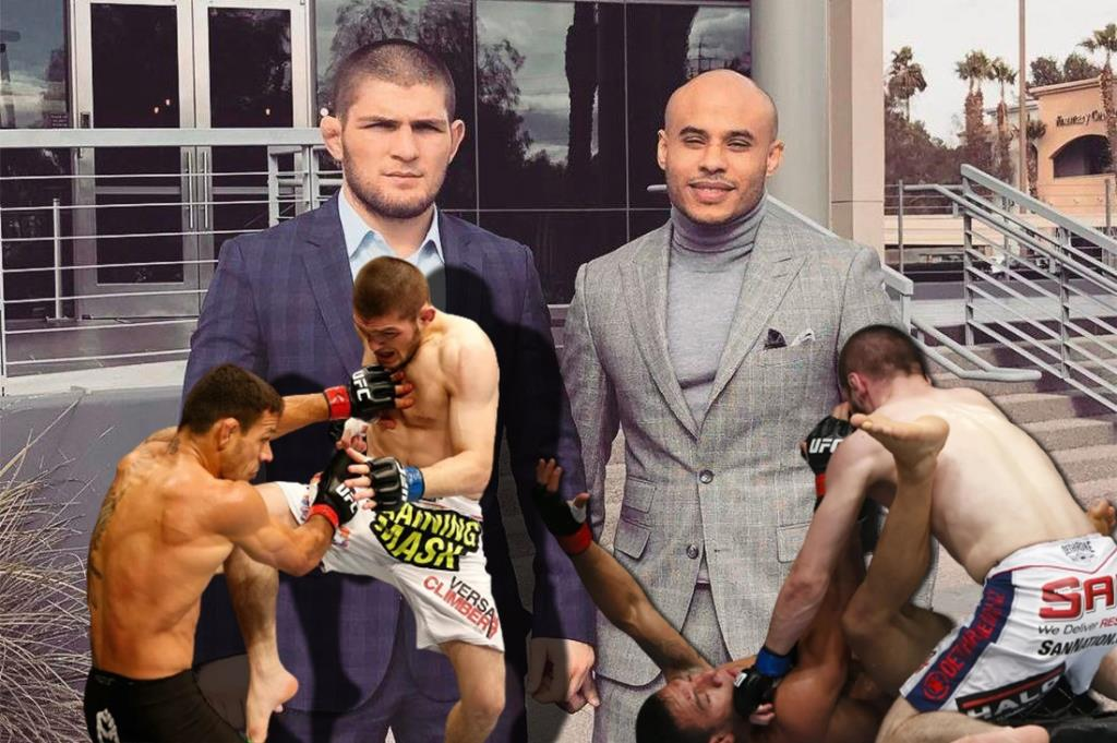 Ali Abdel-Aziz commented on the words of Dos Anjos that Khabib may return for the sake of fighting with him