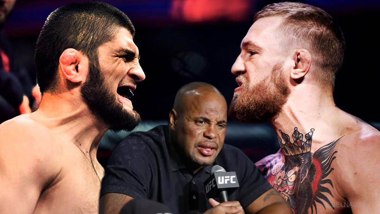 Daniel Cormier believes that McGregor crossed the line when he mocked the death of Khabib's father