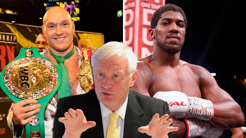 Boxing news Barry Hearn has admitted that he doubts the possibility of organizing a megafight between Anthony Joshua and Tyson Fury next year.