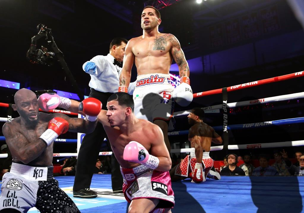 Boxing news Edgar Berlanga called the timing of the next fight