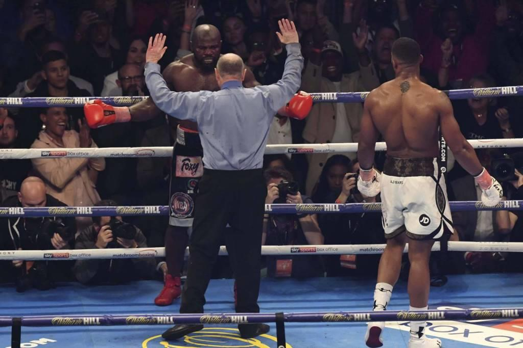 Boxing News Joe Joyce commented on the victory over Carlos Takam