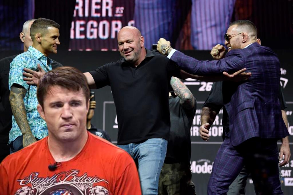 Chael Sonnen has given his prediction on the spectacular fight Conor Mcgregor vs Dustin Poirier